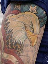 Jeremy shockey 39 s tattoos for Jeremy shockey tattoos