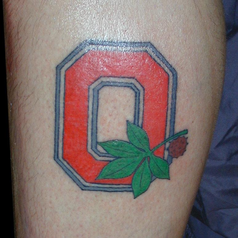 Ohio Tattoo The great ohio state