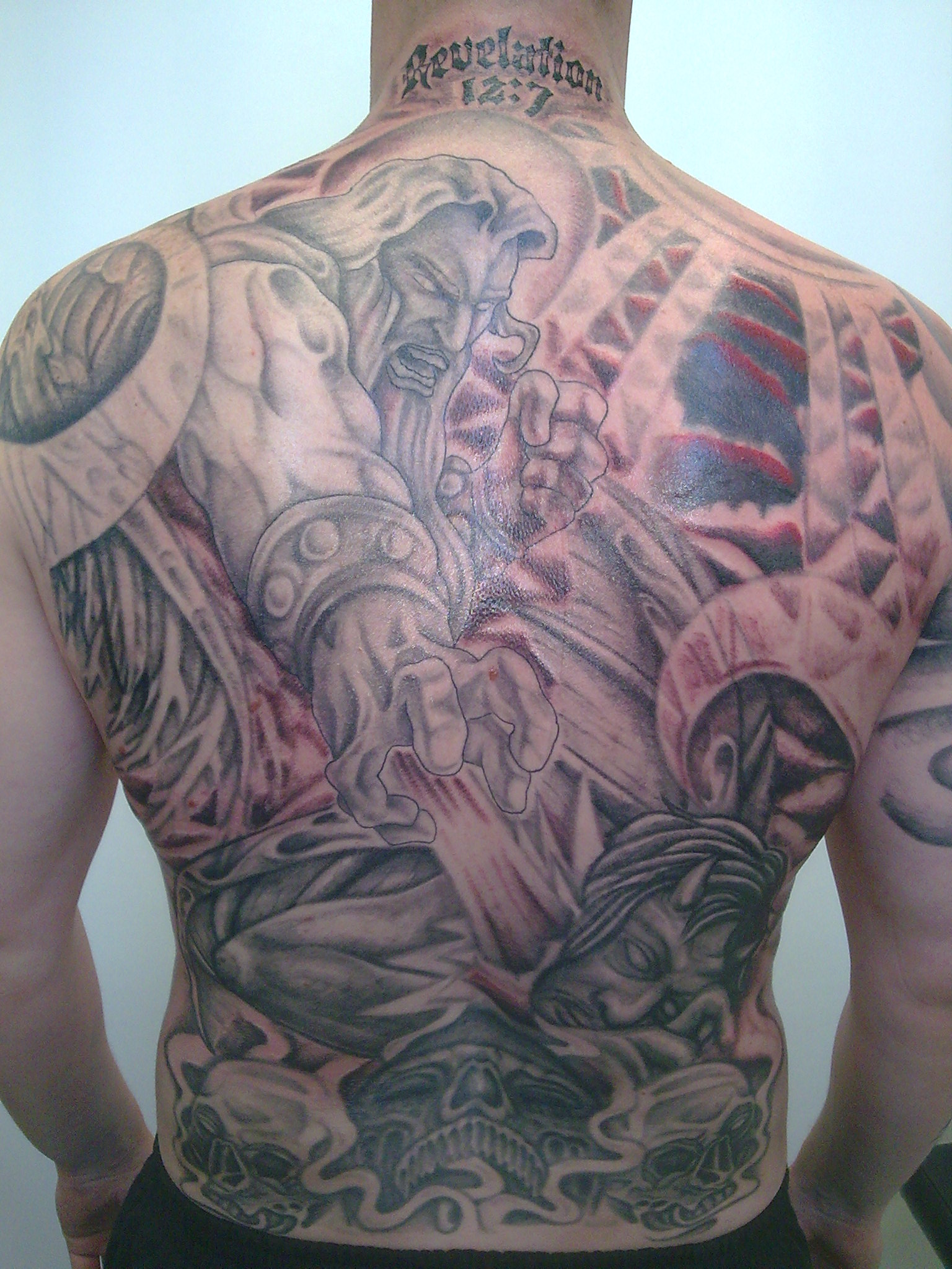 my back tatt