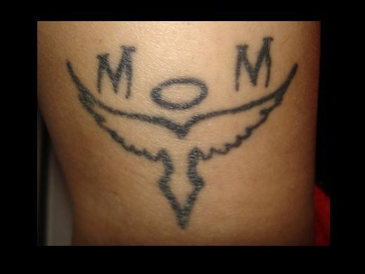 angel for mom