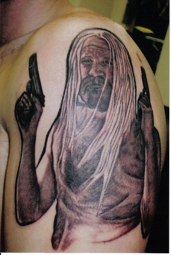 Otis Tattoo Picture