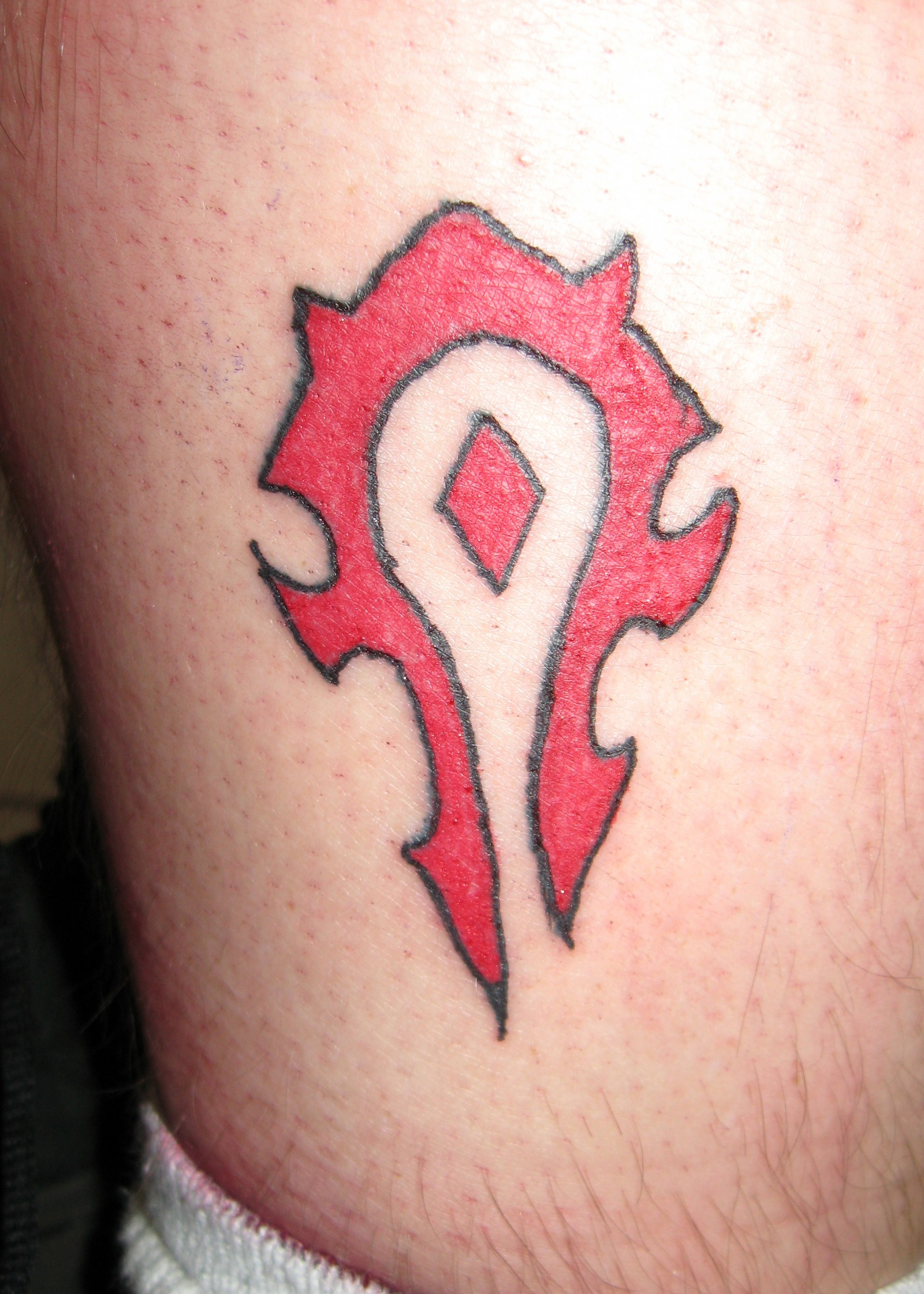 Horde Tattoo Picture
