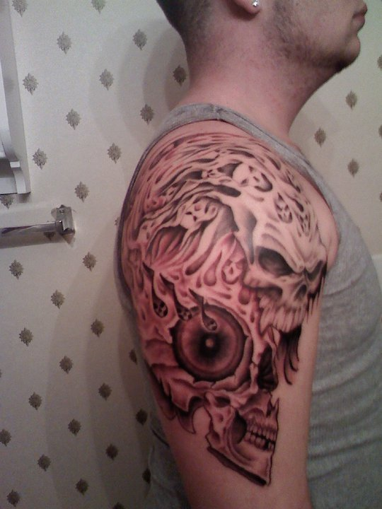 2nd session side view