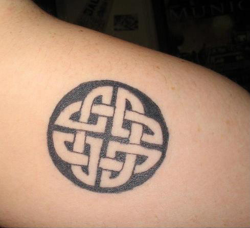 Celtic knot nikos tattoo picture for Celtic knots tattoos