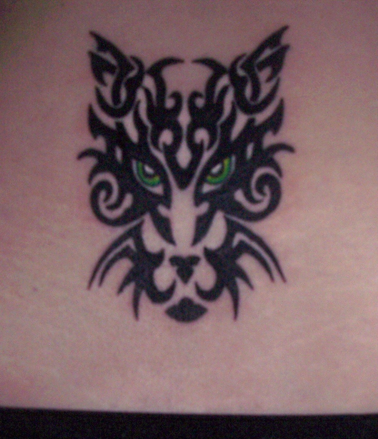 Tattoo Designs thousands download and print Free flash Tribal cat tattoo pictures