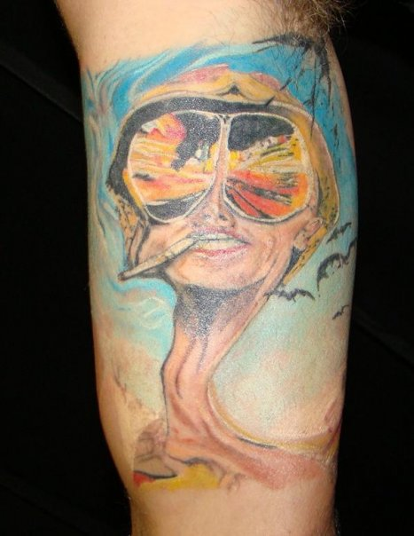 Johnny Depp Fear and Loathing in Las Vegas