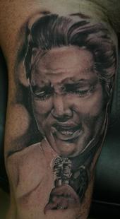 Elvis Presley Tattoo