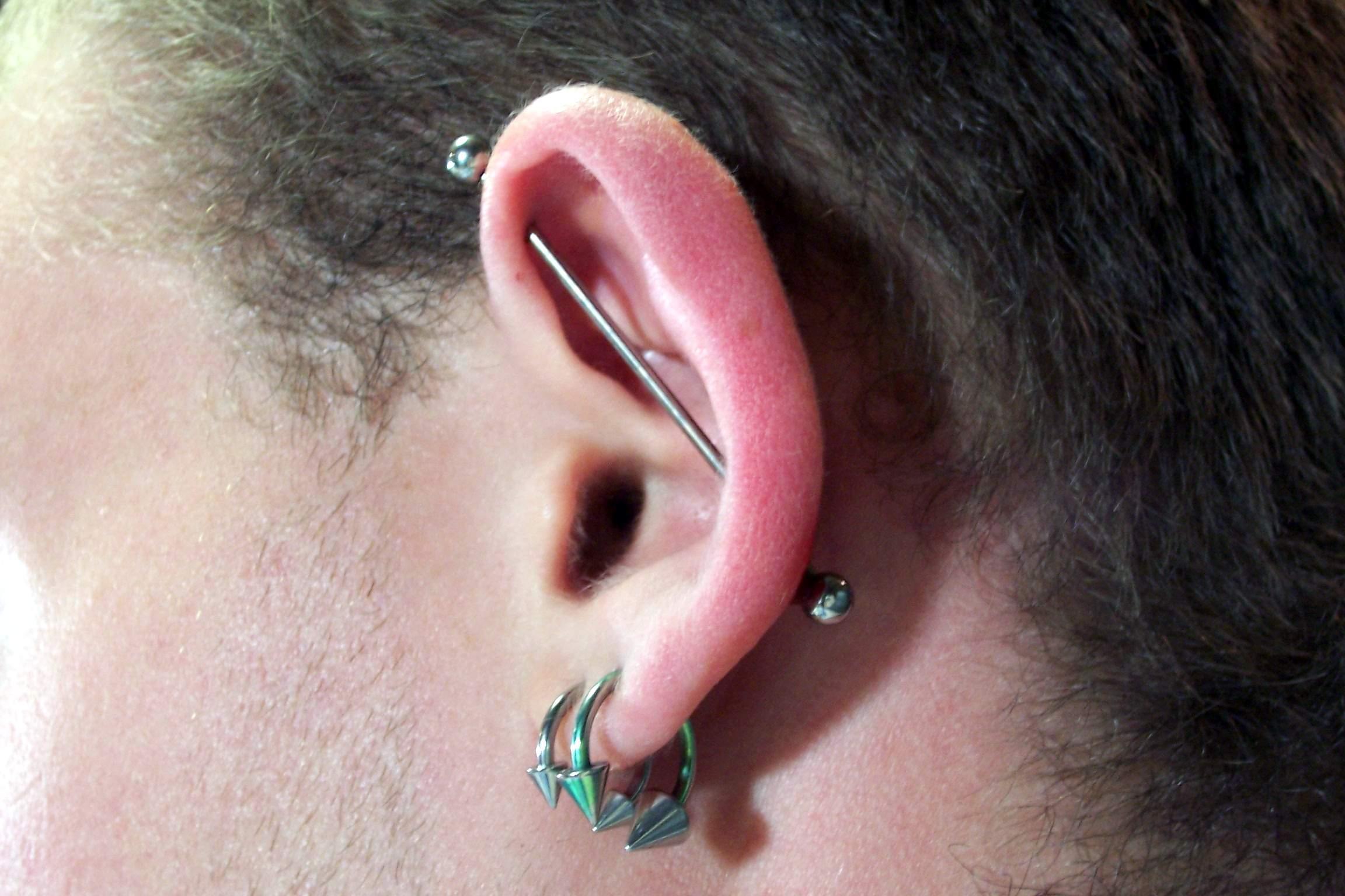 Industrial Piercing Vertical