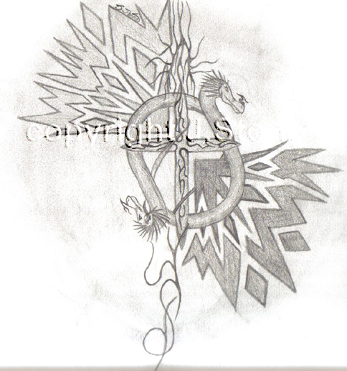 Dragon Cross