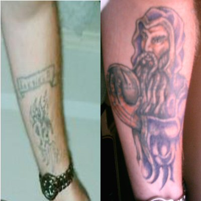 Wizard Cover up