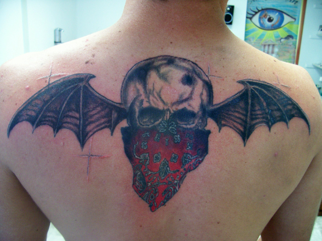 sevenfold tattoo Tattoo .