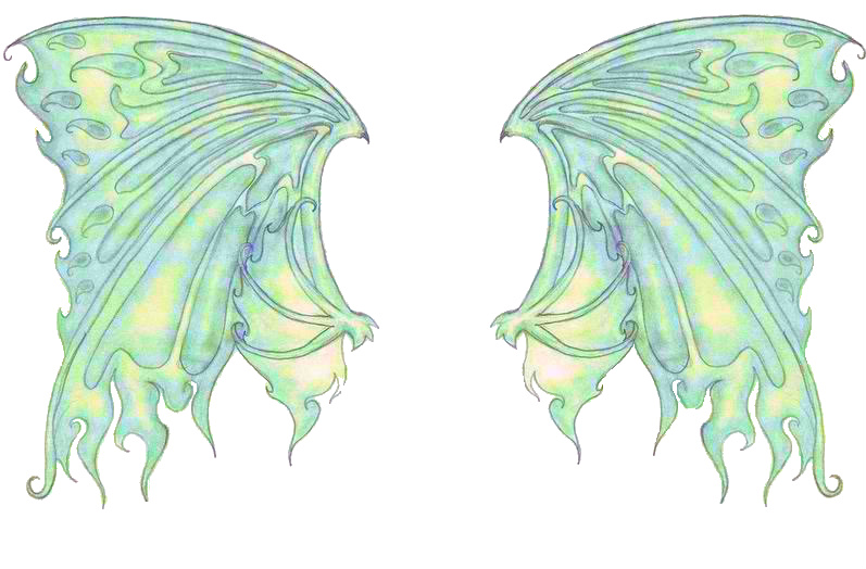 Dragon Wings Tattoo Picture