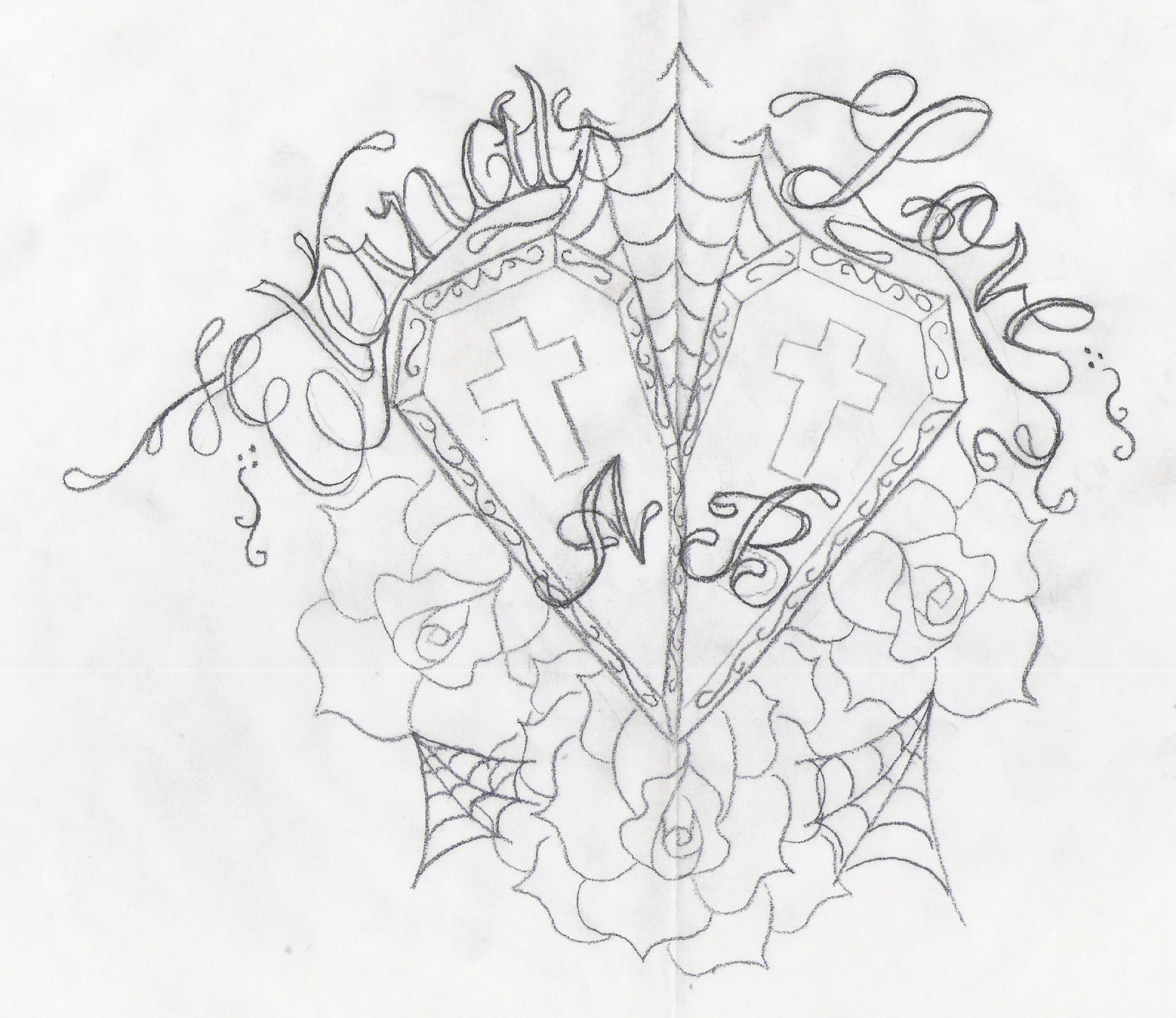 Eternal Love Tattoo Picture