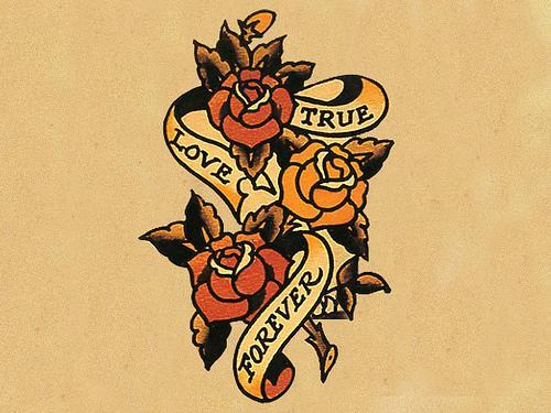Sailor Jerry Flash Tattoo Picture