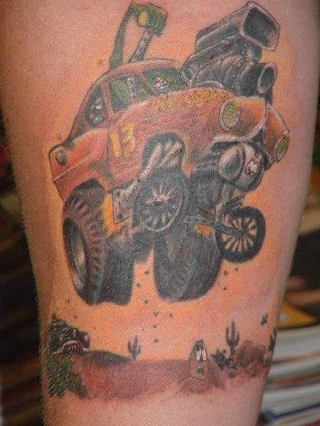 Ed Roth Style