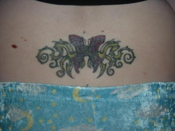 Biomech Butterfly
