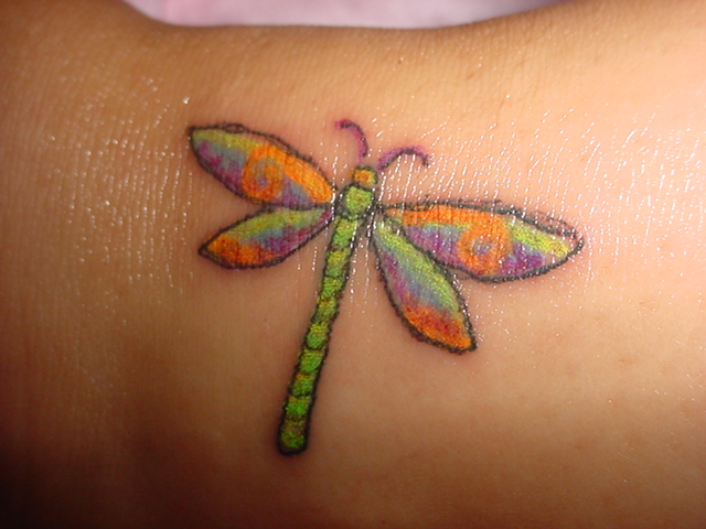 sheryls uv dragonfly