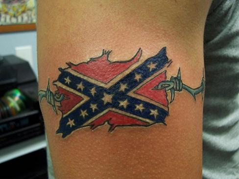 Rebel Armband Tattoo Picture