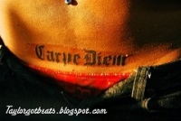 Carpe Diem...my first tattoo!