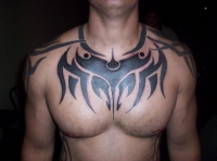 Chest Tribal