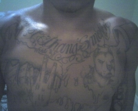 Chest Peice H-Town Swag