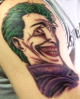 Killing Joke tattoo