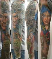 World Of Warcraft Full Sleeve
