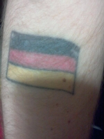 germany flag 2nd tat