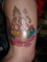 Better pic of ganesha