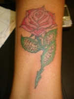 Karishma's First Tattoo