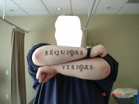 The Boondock Saints tattoos