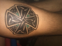 my celtic cross 5/3/10
