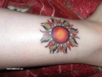 Sunshine Tattoo