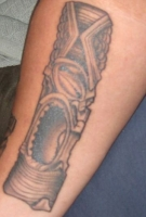 Under Forearm