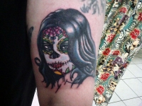 Sugarskull Woman
