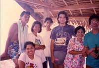 Family vacation in the Philippines 1991