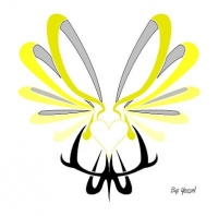 Heart of Angel (Yellow)