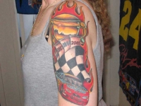 Jeff Gordon Fan