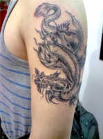 TRADITANOL CHINESE DRAGON