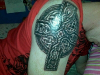 My Celtic Cross