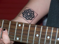 Breaking Benjamin tattoo