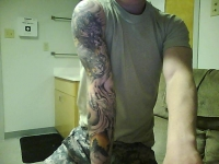 My Right Arm thus far