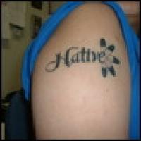 White Pride Tattoo Designs