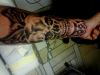 My Skull tattoo