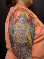 Kali Color Half Sleeve