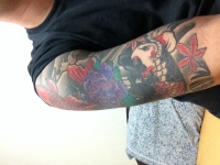 Soliver's half sleeve