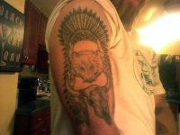 upper arm piece