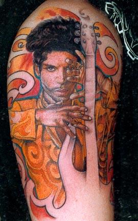 Prince Tattoos
