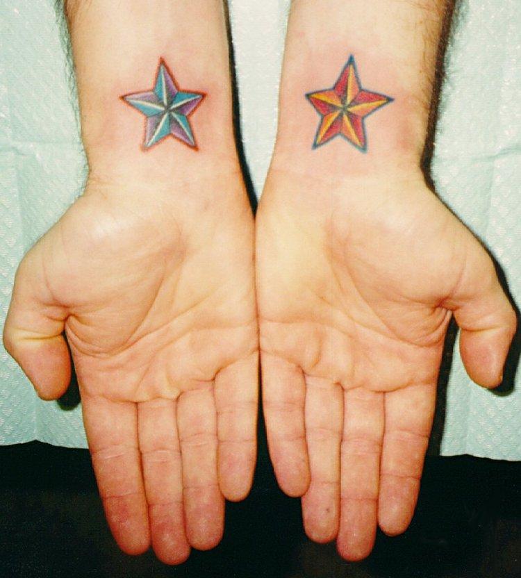 nautical-star-tattoos